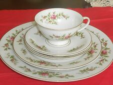 ROSENTHAL SELB GERMANY  WINIFRED 5 piece china  setting