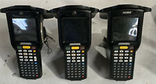 New ListingLot of 3 Motorola Mc319Zus Rfid Barcode Scanner No Cradles or Cables