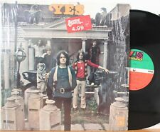 "Yes LP ""Self Titled"" ~ Atlantic SD 8243 ~ NM/VG++ in Shrink"