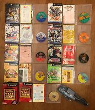 LOT of 9 Nintendo GameCube Games: Donkey Konga, etc. - NTSC-J - Used