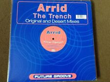 "Arrid - the trench - excellent condition future groove 12"" vinyl"