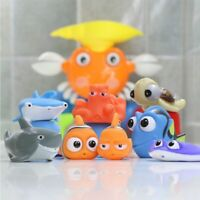 Swimming Bathing Bath Tub Soft Toys Small Nemo Fish Children Kids Baby Showering