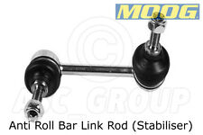 MOOG Front Axle Left - Anti Roll Bar Link Rod (Stabiliser) - LR-LS-10451