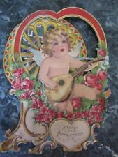 1930s Vtg Valentine Made In Germany A Token Of Affection Opens Up 3D