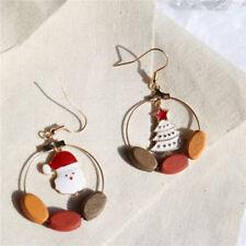 Lovely Winter Earrings Christmas Gifts Girl Earrings Asymmetrical Stud Earrings
