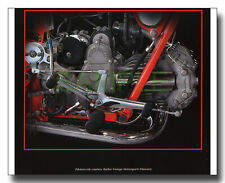 Moto Guzzi Falcone 500cc ohc single engine framed picture