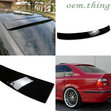 PAINTED BMW E39 5-SERIES REAR ROOF SPOILER WING 520i 530i 535i 540i 03 #475