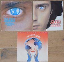 3 x 45t Jean-Michel Jarre (SP)