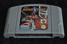 Nintendo 64 Game NBA hang time