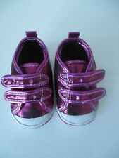Harley-Davidson Baby Girl Pink Pre-Walker Shoes Size 0-3 Months New