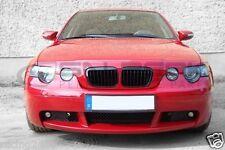 salberk 4601 performance Nieren 3er BMW E46 Compact schwarz glänzend