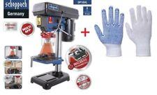 Scheppach DP16VL Tischbohrmaschine Ständerbohrmaschine mit Schraubstock, Laser