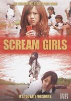 SCREAM GIRLS USED - VERY GOOD DVD