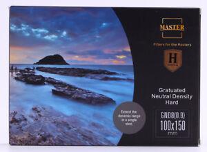 Benro MasterH 100mm * 150mm HARD GND4/GND8/GND16 HD Glass Square Filter