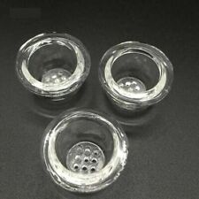 Replacement Glass Bowls with 9 Holes for Silicone Pipe - Honeycomb