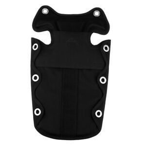 Scuba Diving Backplate Pad Compression Soft Pad Technology Diving Bcd Back T4W3