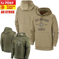 American National Football New Orleans Saints Pullover Hoodie Mens Costume