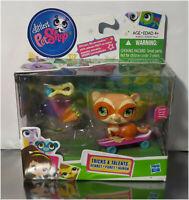 NEW. Hasbro, Littlest PetShop, #2393, Ferret, Furet