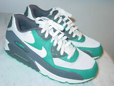 2011 Nike Air Max 90 Mignight Fog/White/Lush Teal Running Shoes! Size 11 $119.95