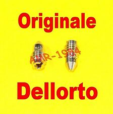 KIT 2 GETTI Carburatore Dell'orto 1488  MINIMO PHBG  FILETTO Ø 5