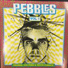 PEBBLES - VOL 01 - RARE 60s GARAGE PSYCH CD