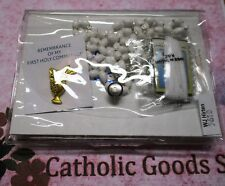 """First Communion Gift Set for Girls """"Blessed Trinity 5 Piece Set"""""""