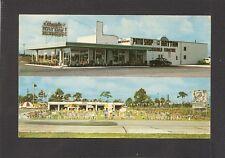 POSTCARD:  CHARLIE'S WAYSIDE FURNITURE & PATIO SHOP - NORTH MIAMI BEACH, FLORIDA