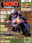 MOTO JOURNAL 964 Essai Road Test SUZUKI GSX-R 1100 RM YAMAHA FZR 1000 YZ 250 MZ