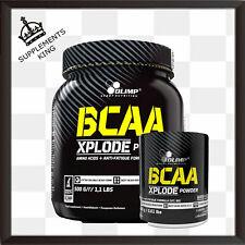 Olimp BCAA Xplode 280g or 500g Gram Branch Chain Amino Acids - 2:1:1 Ratio
