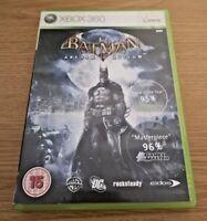 Batman: Arkham Asylum Microsoft Xbox 360 Game FREE P&P