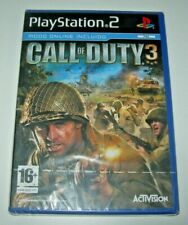 Call of Duty 3 PS2 (PAL España precintado)