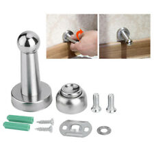 Heavy Duty Premium Wall Mounted Strong Magnetic Door Stop Stopper Catch Holder B