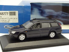 Minichamps 1/43 - Ford Mondeo MKIII Turnier Break Bleue