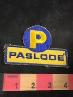 Vtg PASLODE Advertising Patch 80C5