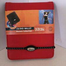 Lowepro CD/DVD Wallet Monaco Collection brand new