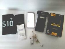 Samsung Galaxy S10 Plus SM-G975U 128GB White Mint Condition Verizon+GSM Unlocked