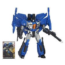 Transformers HASBRO Combiner Wars IDW L Class THUNDERCRACKER Gift Toy Christmas