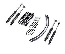 "1984-2001 Jeep Cherokee XJ Zone 3"" Full Suspension Lift Kit Dana 35 Rear End J7"