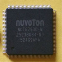 1pcs 100% New NCT6793D-M QFP-128 Chipset