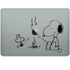 Snoopy BBQ Sticker Decal for Macbook Pro Air Laptop Dell HP Notebook 13 15 17""