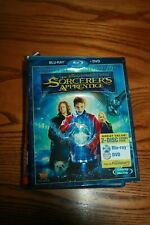 THE SORCERER'S APPRENTICE BLU-RAY/DVD 2 DISC SET - NEW - SEALED!