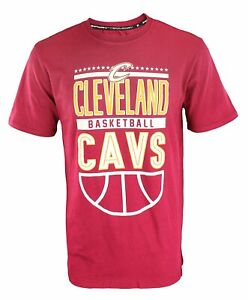 Zipway NBA Men's Cleveland Cavaliers Stars & Bars T-Shirt, Maroon