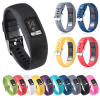Silicone Wrist Band Strap Bracelet for Garmin VivoFit 4 Fitness Activity Tracker