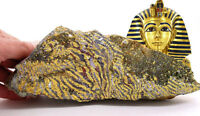 "2452 Galenit Chalkopyrite ""Tutanchamun"" ore Linxi Inner Mongolia China"