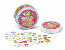 Shopkins Spot It! Game In Tin Case - Brand New - Fast Shipping!