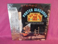 Porter Wagoner, An Old Log Cabin For Sale, RCA Camden CAS 861(e), 1965 SEALED