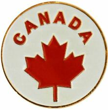 Canada Golf Ball Marker with Matching Hat Clip