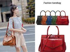 Designer Snake Skin PU Leather Women Tote Stylish Handbag - 2020 CLEARANCE SALE