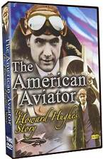AMERICAN AVIATOR: HOWARD HUGHES STORY (Jack Beutel) - DVD - Sealed Region Free