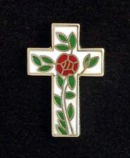 Masonic Scottish Rite Rose Croix Lapel Pin (18-LP)